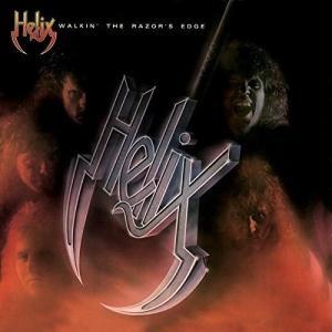 洋楽 / Helix / Walkin The Razors Edge CDの商品画像 ナビ