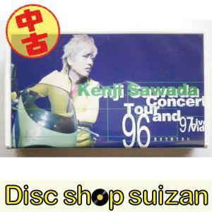 (USED品/中古品) 沢田研二 KENJI SAWADA Concert Tour 96 and 97 Live Video 愛まで待てない VHS ビデオ PR|d-suizan-p