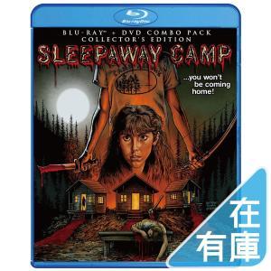 新品 SLEEPAWAY CAMP: COLLECTOR'S EDITION COMBO Blu-ray ブルーレイ サマーキャンプ・インフェルノ PR|d-suizan-p