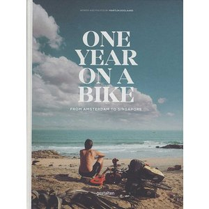 One Year on a Bike: From Amsterdam to Singapore|d-tsutayabooks