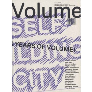【洋書SALE】VOLUME #43: 10 YEARS OF VOLUME|d-tsutayabooks