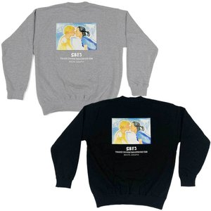 THE AWESOME TIME スウェットシャツ NAIJEL GRAPH|d-tsutayabooks