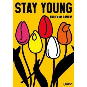 [6月上旬入荷予定 受注販売] STAY YOUNG Poster 2021 ver. ポスター ラ...