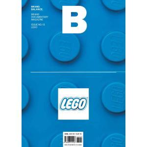 Magazine B Issue13 LEGO(レゴ特集号)|d-tsutayabooks