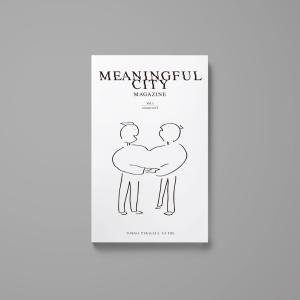 MEANING FUL CITY MAGAZINE vol.1 ‐ COMMUNITY d-tsutayabooks