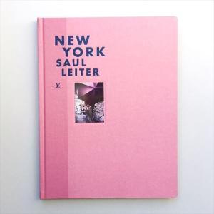 NEW YORK/SAUL LEITER d-tsutayabooks
