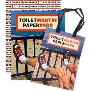 ToiletMartin PaperParr Magazine Collector's Edition/アート雑誌トイレットペーパーのマーティンパー特別号のコレクターズ版|d-tsutayabooks