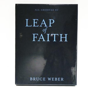 BRUCE WEBER : ALL-AMERICAN 15: LEAP OF FAITH|d-tsutayabooks