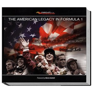 The American Legacy in Formula 1 F1に刻まれたアメリカ遺産