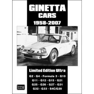 Ginetta Cars Limited 1958-2007 Limited Edition Ultra|d-tsutayabooks