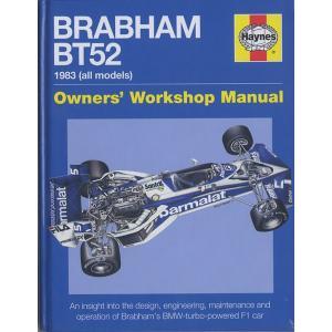 Brabham BT52 Owners Workshop Manual|d-tsutayabooks