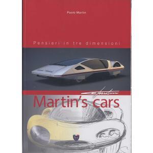 【クルマコンシェルジュおすすめ新刊】Martin's Car - Pensieri in tre dimensioni 「三次元思考」マルティンズカー|d-tsutayabooks