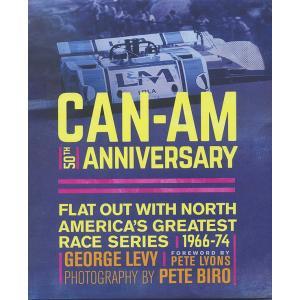 【クルマコンシェルジュおすすめ新刊】Can-Am 50th Anniversary - 1966-1974 カンナムレース開始50年記念資料集|d-tsutayabooks