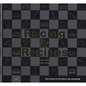 Racing & Recipes - The Racing Cookbook 「レースと料理」レーシングクックブック|d-tsutayabooks