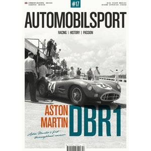 AutomobilSport#17 - Aston Martin DBR1|d-tsutayabooks