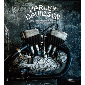 Harley Davidson Early Sportsters & K-models from t...