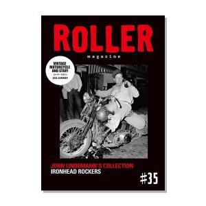 ROLLER Magazine Vol.35|d-tsutayabooks