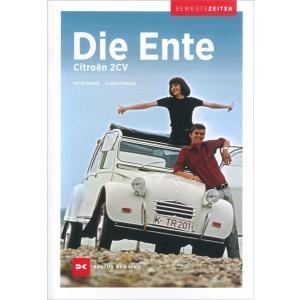 Die Ente Citroen 2CV シトロエン2CV「アヒル」ポータブル写真資料集|d-tsutayabooks