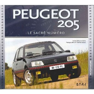Peugeot 205 Le Sacre Numero|d-tsutayabooks