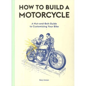 HOW TO BUILD A MOTORCYCLE|d-tsutayabooks