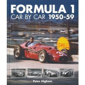 Formula 1 Car By Car 1950-59 フォーミュラ1車両資料集 1950-59|d-tsutayabooks