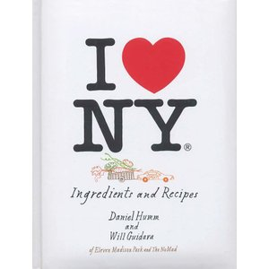 I LOVE NEW YORK : ingredients and Recipes|d-tsutayabooks