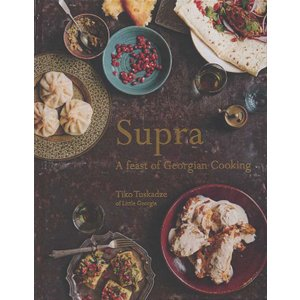 Supra:A feast of Georgian Cooking|d-tsutayabooks