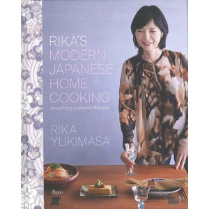 RIKA'S MODEN JAPANESE HOME COOKING|d-tsutayabooks