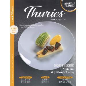Thuries Magazine #318 AVRIL2020 d-tsutayabooks