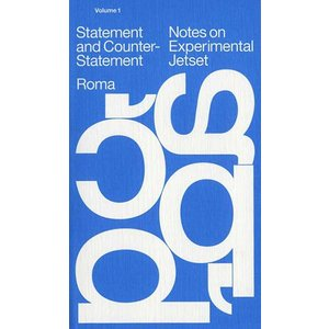 Notes on Experimental Jetsets: Statements and Counter-Statements|d-tsutayabooks