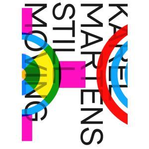 Karel Martens: Still Moving (書籍+トート・缶バッチ付)|d-tsutayabooks