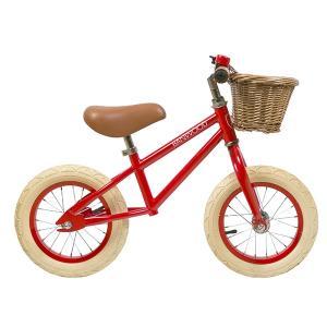 【受注販売】BANWOOD バランスバイク レッド|d-tsutayabooks