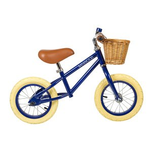 【受注販売】BANWOOD バランスバイク ネイビーブルー|d-tsutayabooks