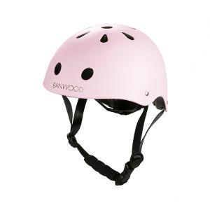 【受注販売】BANWOOD ヘルメット ユニセックス (48〜52cm) マットピンク|d-tsutayabooks