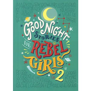 Good Night Stories for Rebel Girls 2|d-tsutayabooks