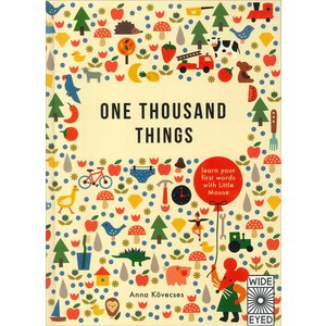 One Thousand Things|d-tsutayabooks