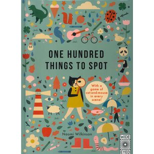 One Hundred Things to Spot|d-tsutayabooks