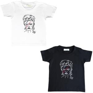 STAR DUST 半袖 Tシャツ キッズサイズ ホワイト・ブラック|d-tsutayabooks