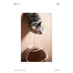 MILL(ミル) Issue 02 d-tsutayabooks
