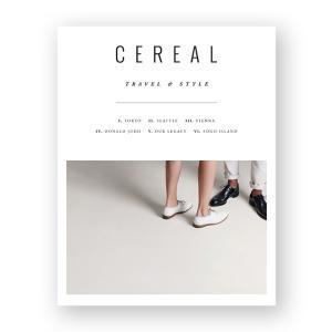 CEREAL(シリアル) issue11 イギリス発トラベル&ライフスタイル誌