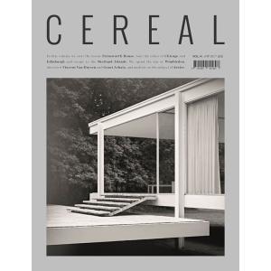 【予約限定:送料無料!】Cereal(シリアル) issue 14 イギリス発のトラベル&ライフスタイル誌|d-tsutayabooks