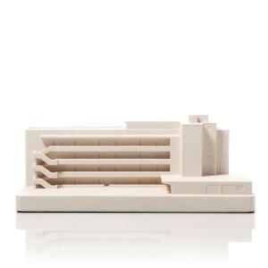 Chisel & Mouse 建築模型 Isokon Building(アイソコンビル)|d-tsutayabooks