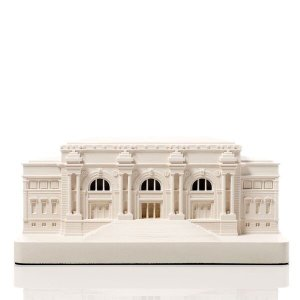 Chisel & Mouse 建築模型 Metropolitan Museum(メトロポリタン美術館)|d-tsutayabooks