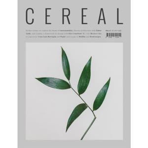 CEREAL(シリアル) issue15 イギリス発のトラベル&ライフスタイル誌|d-tsutayabooks