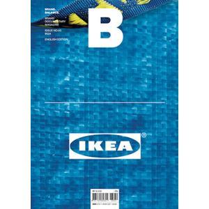MAGAZINE B Issue 63【韓国発、毎号1つのブランドをピックアップする雑誌B「IKEA」特集号】|d-tsutayabooks