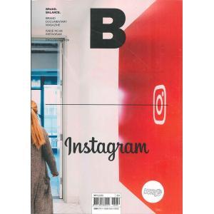 MAGAZINE B Issue 68「INSTGRAM」 d-tsutayabooks
