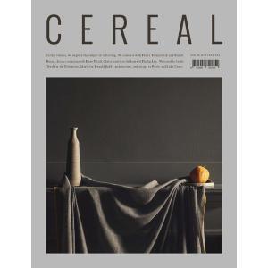 CEREAL(シリアル) Issue16 イギリス発のトラベル&ライフスタイル誌 d-tsutayabooks