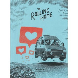 THE ROLLING HOME Issue5|d-tsutayabooks