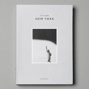 CEREAL CITY GUIDE NEWYORK (シリアルガイド)|d-tsutayabooks