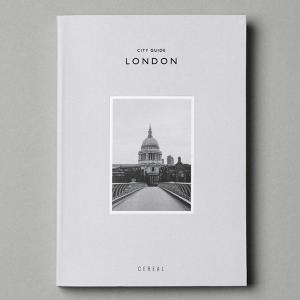 CEREAL CITY GUIDE LONDON (シリアルガイド)|d-tsutayabooks